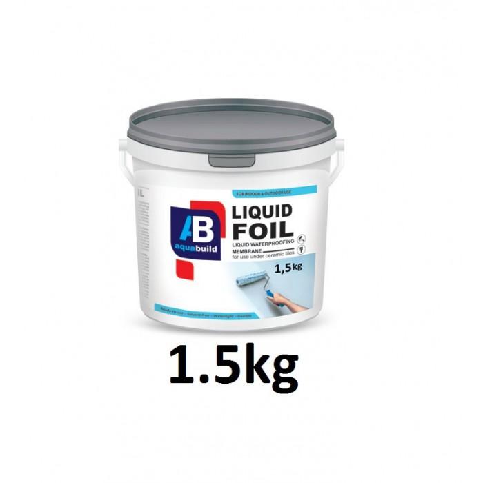 1.5kg LIQUID FOIL Waterproof Tanking Membrane