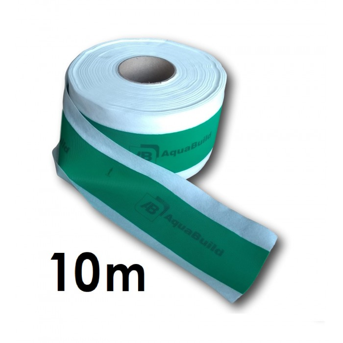 "10m Strong PES Waterproof Tanking ""TYPE V"" Tape"