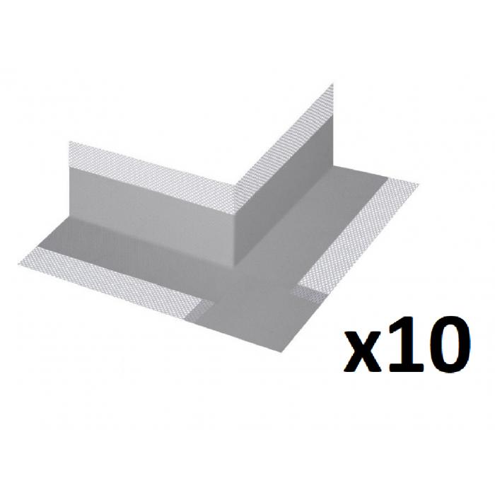 10x Fleece-backed Waterproof Tanking Outer Corner Joints