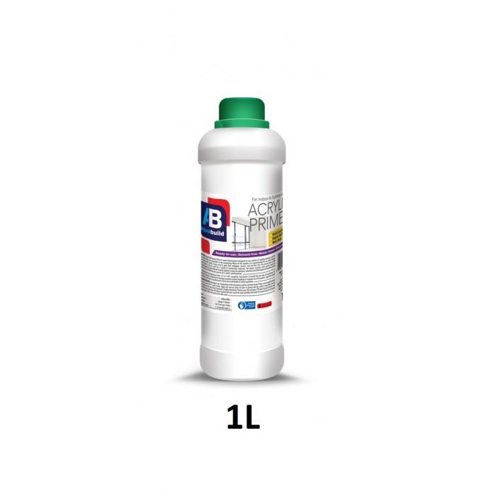 1L AQUA BUILD Acrylic Primer
