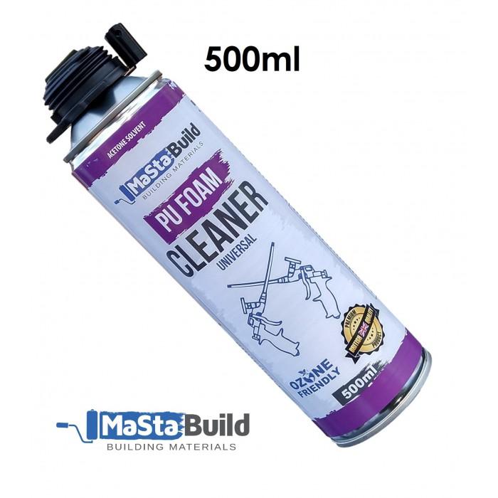 500ml PU FOAM CLEANER