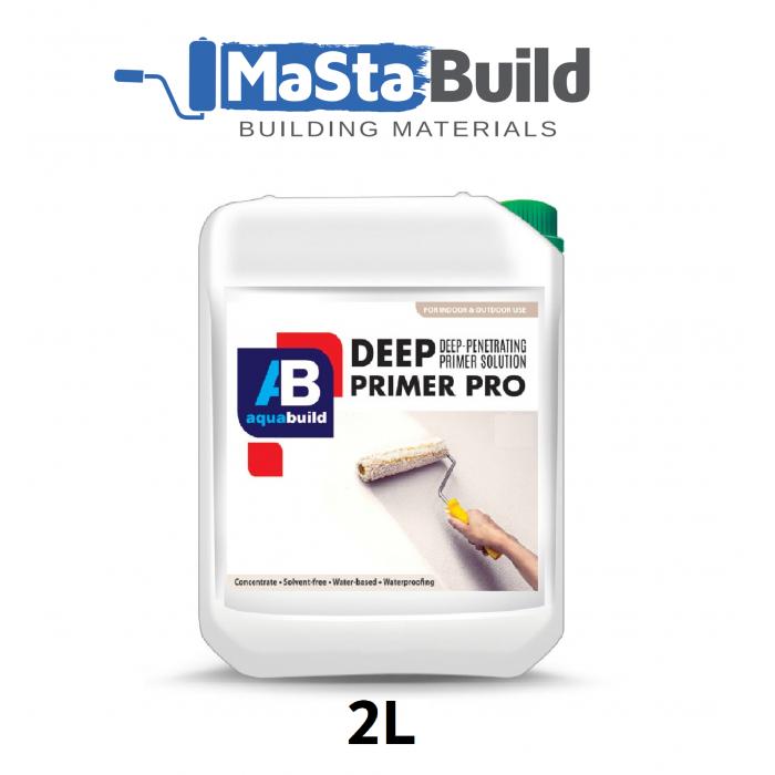 2L DEEP PRIMER PRO Waterproofing Primer