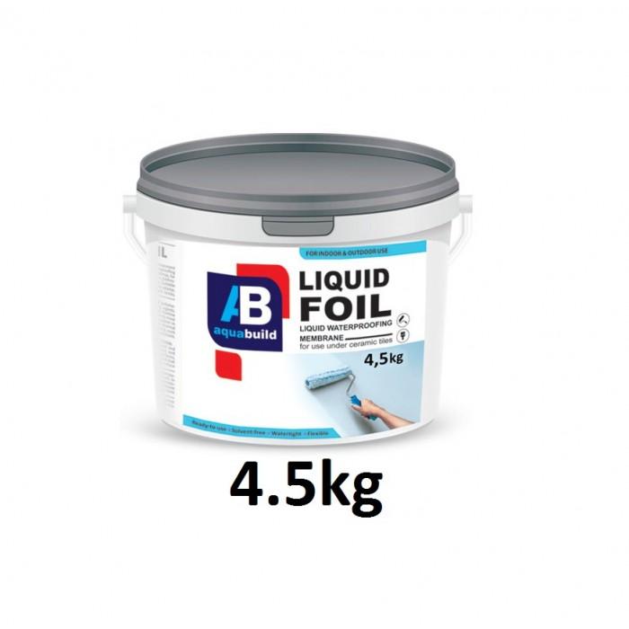 4.5kg LIQUID FOIL Waterproof Tanking Membrane