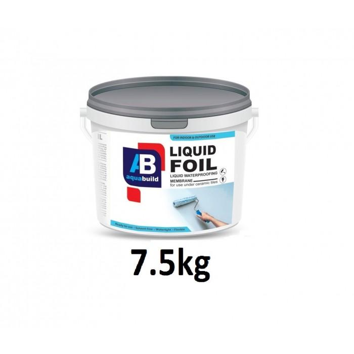 7.5kg LIQUID FOIL Waterproof Tanking Membrane