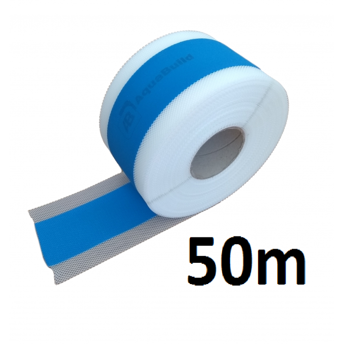 "50m Basic Waterproof Tanking ""TYPE I"" Tape"