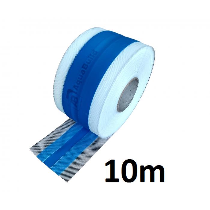"10m Elastic non-fleece Waterproof Tanking ""TYPE I-E"" Tape"