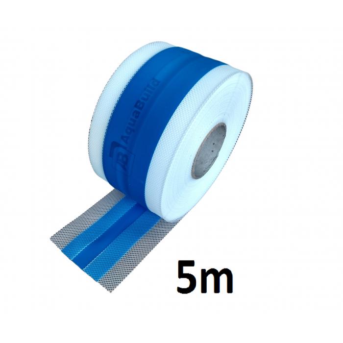 "5m Elastic non-fleece Waterproof Tanking ""TYPE I-E"" Tape"