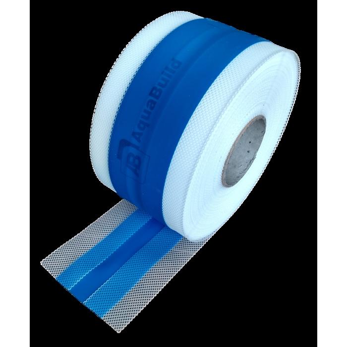 "5m - 50m Basic Elastic Waterproof Tanking ""TYPE I-E"" Tape"