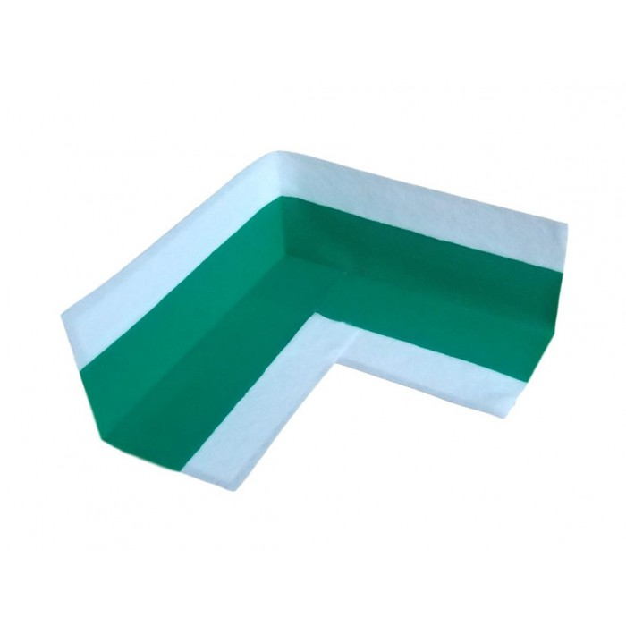 Strong PES Waterproof Tanking Inner Corner Joint