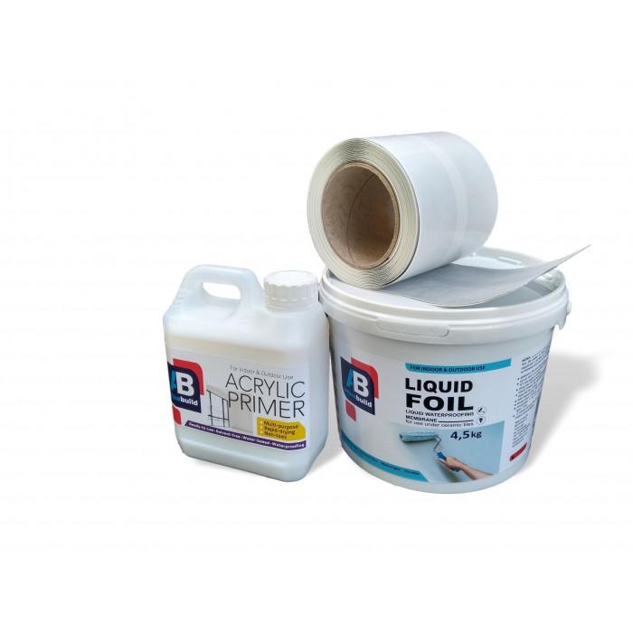 LIQUID FOIL Standard Kit 4.5m²