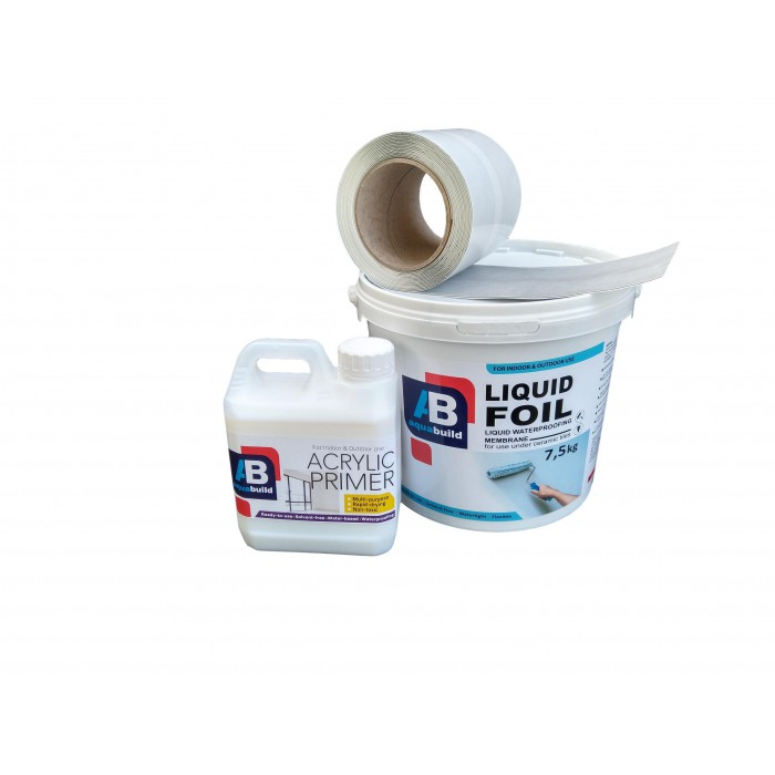 LIQUID FOIL Large Kit 7.5m²