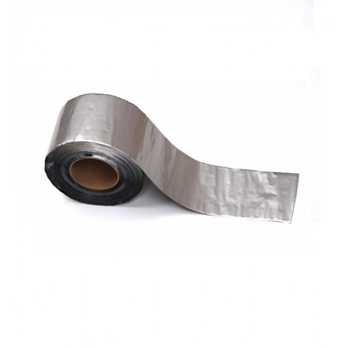 2m - 10m ALUBUTYL - Aluminium Butyl Tape 100mm