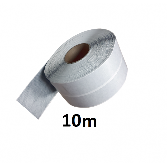 10m Self-Adhesive Waterproof Tanking BUTYL Tape 100mm