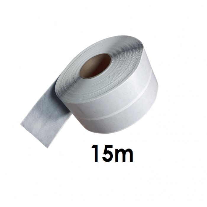 15m Self-Adhesive Waterproof Tanking BUTYL Tape 100mm