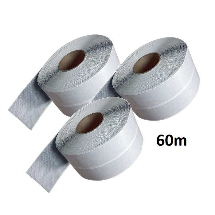 60m Self-Adhesive Waterproof Tanking BUTYL Tape 100mm