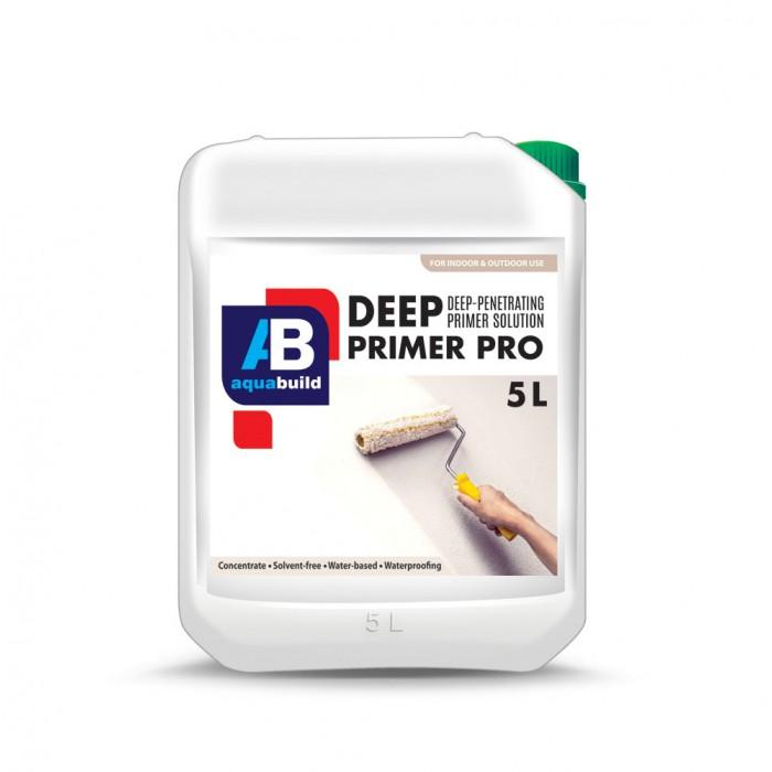1L - 10L DEEP PRIMER PRO Waterproofing Primer