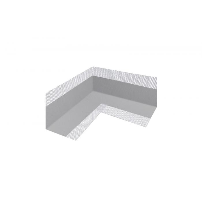 Fleece-backed Waterproof Tanking Inner Corner Joint